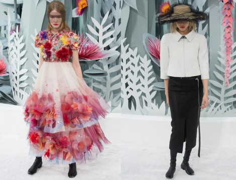 Chanel 2015 İlkbahar-Yaz Couture