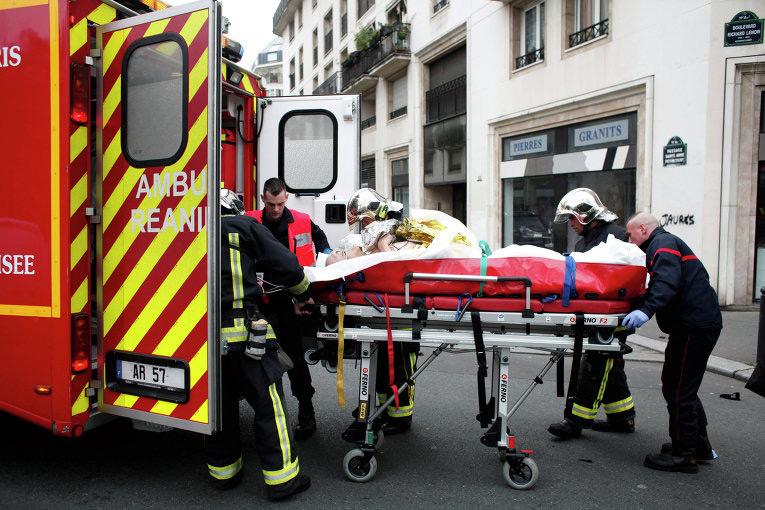 Charlie Hebdo Suikasti