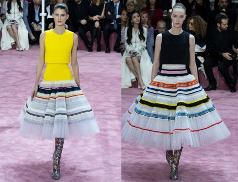 Christion Dior 2015 İlkbahar-Yaz Couture