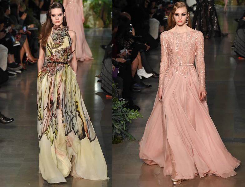 Elie Saab 2015 İlkbahar-Yaz Couture