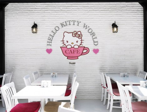 Hello Kitty World Cafe & Restaurant