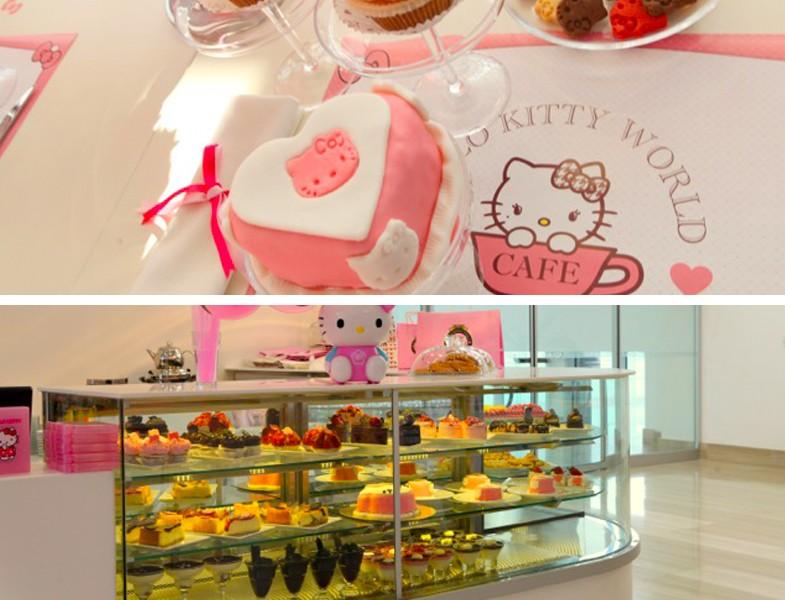 Hello Kitty World Cafe & Restaurant