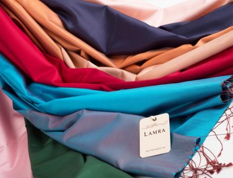 Lamra İpek Şal Modelleri 2015