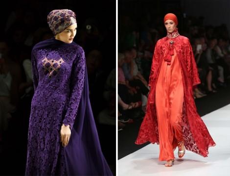 Laura's Boutique Tesettür Elbise Modelleri