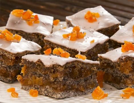 Mis Gibi Portakal Kokan Haşhaşlı Kek Tarifi