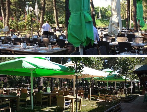 Trabzon Park Orman Cafe Restaurant