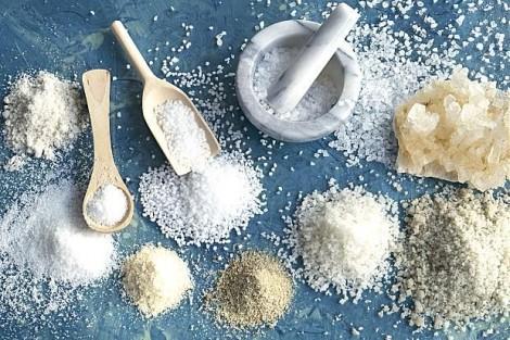 Tuz Çeşitleri ve Özellikleri