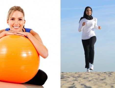 Yeni Yılda Spor ve Egzersiz