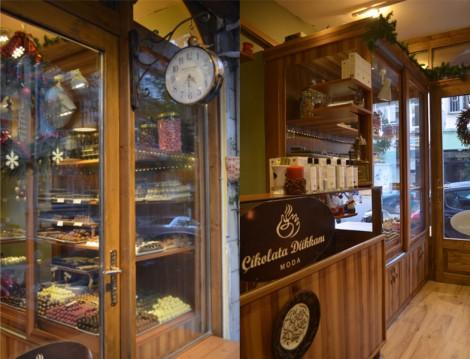 Çikolata Dükkanı