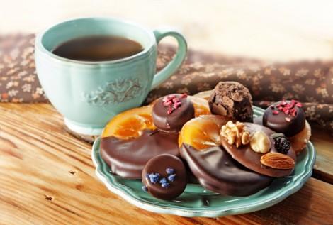 Çikolata Mekanları