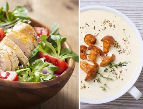 Çorba ve Salata Tarifleri