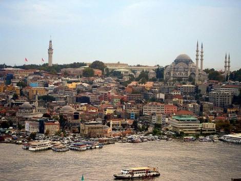 İstanbul'un Kuleleri (Beyazıt Kulesi)