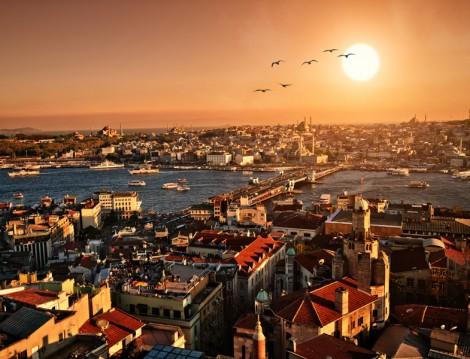 İstanbul'un Kuleleri
