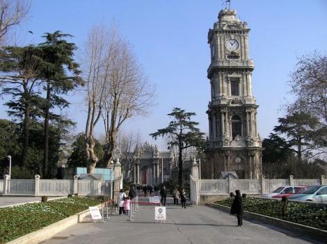 İstanbul'un Kuleleri (Dolmabahçe Saat Kulesi)