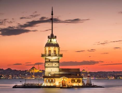 İstanbul'un Kuleleri (Kız Kulesi)