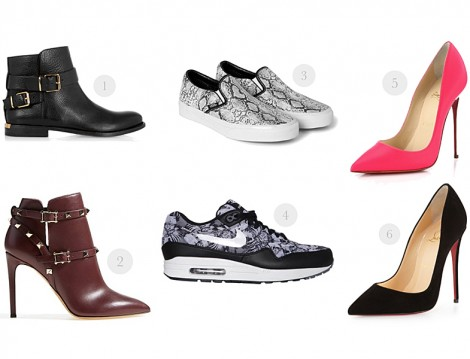2015 trend bayan ayakkabı modelleri