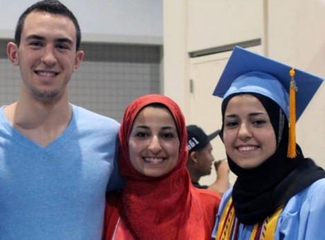Amerika'da Öldürülen Üç Müslüman Genç