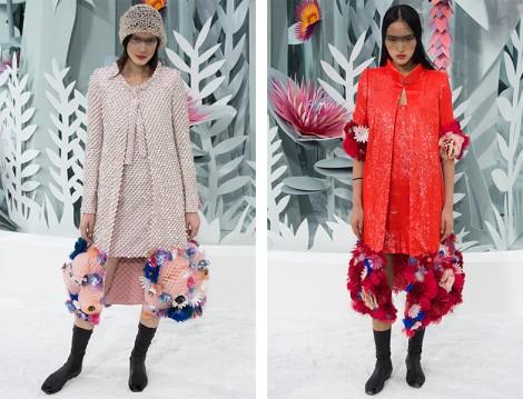 Chanel 2015 İlkahar Yaz Couture Koleksiyonu