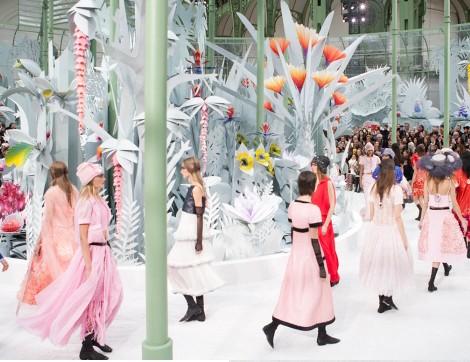 Chanel 2015 İlkbahar-Yaz Couture Koleksiyonu