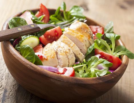 Akşam Yemeğine 1 Çorba 1 Salata