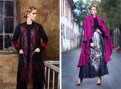 Modatuval Tesettür Modelleri 2015