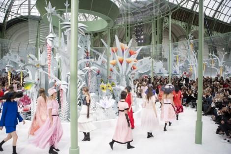 Paris Moda Haftasından New York'a