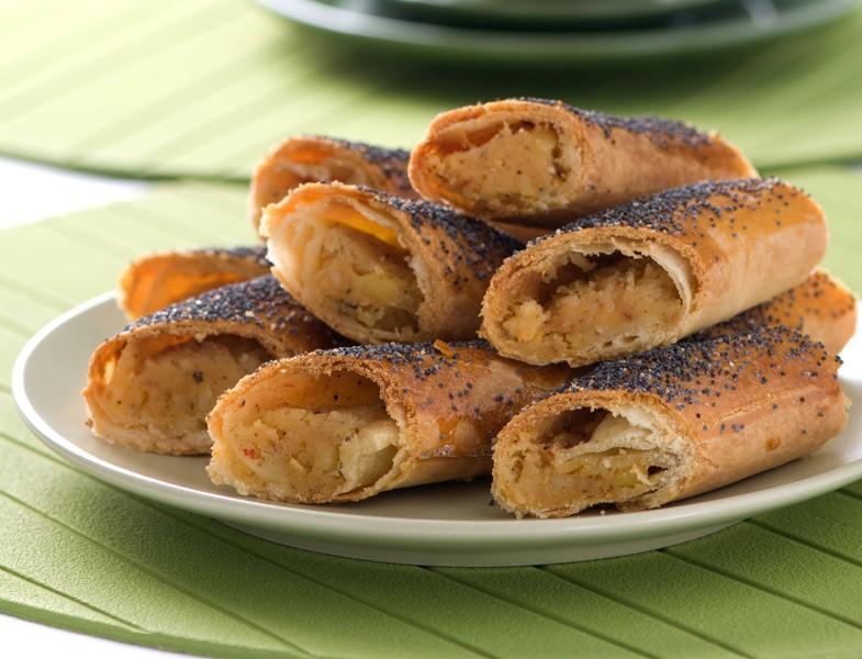Patatesli Çıtır Çörek Tarifi