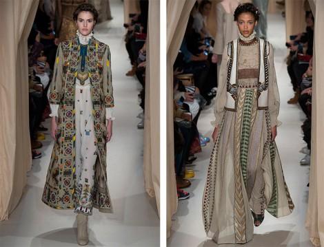 Valentino 2015 İlkbahar Couture Koleksiyonu