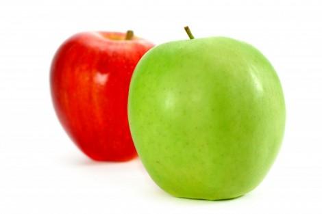 Yağlı Ciltler İçin Elma Maskesi