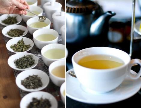 Yeşil Çay Çeşitleri