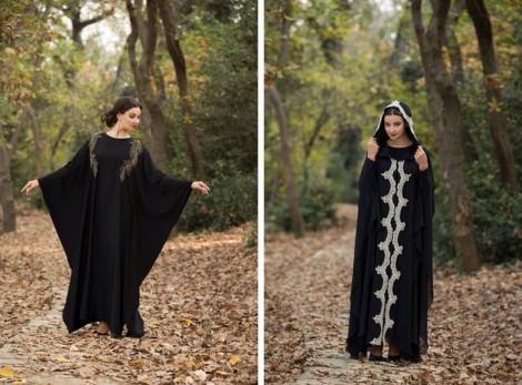 Zeraf Tesettür Giyim Modelleri