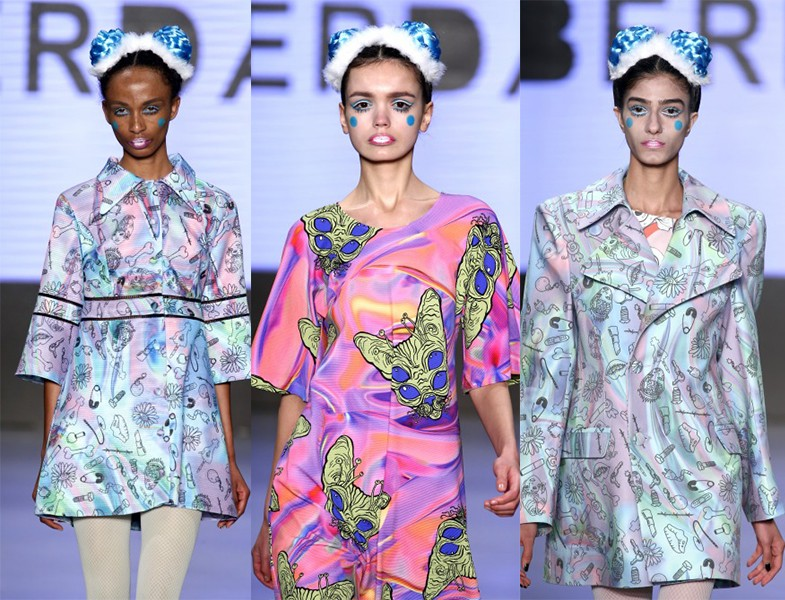 İstanbul Fashion Week Deniz Berdan