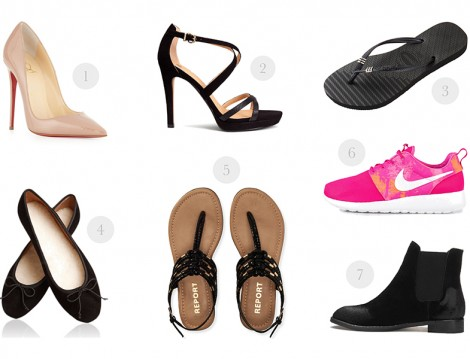 Dolapların Olmazsa Olmazı Ayakkabı