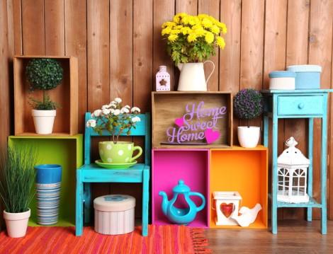 Evde Bahar Temizliği ve Değişikliği