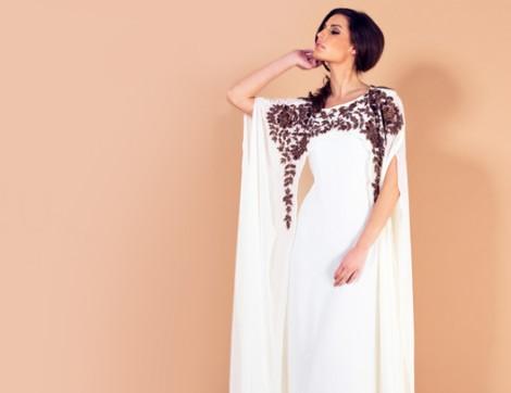Fas Kadınlarının Tercih Ettiği Kına Elbiseleri