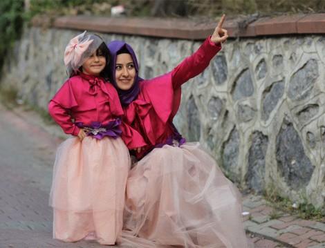 Genç Annelere Bahar Kombinleri