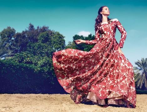 Kayra 2015 İlkbahar Yaz Koleksiyonu Elbise