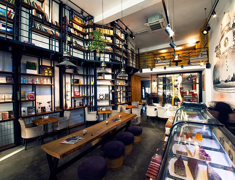 MOC İstanbul Cafe & Book