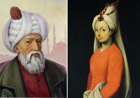 Mimar Sinan ve Mihrimah Sultan