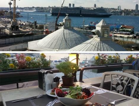 Trend 216 Cafe Restaurant Üsküdar