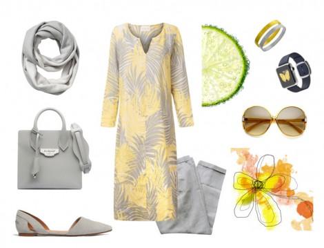 İlkbahar Yaz Tesettür Kombinleri