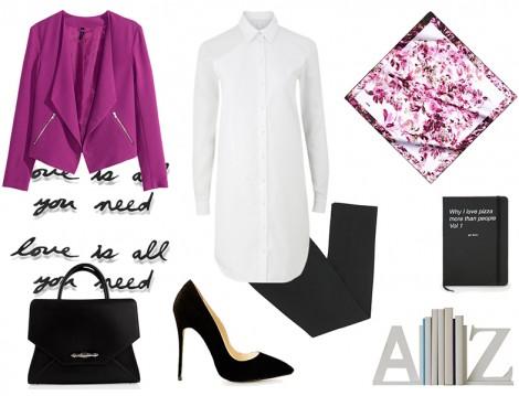 2015 Yaz Ofis Stiline Uygun Kombin Önerileri