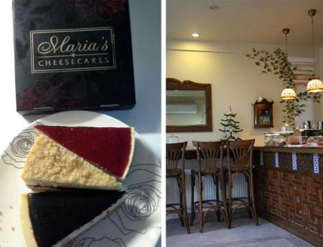 Ataşehir Maria's Cheesecake