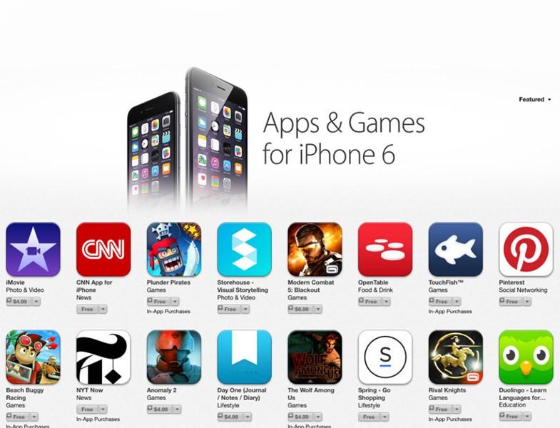 En Çok İndirilen iPhone Uygulamaları