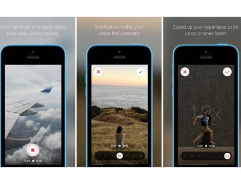 En Çok İndirilen iPhone Uygulamaları Hyperlapse