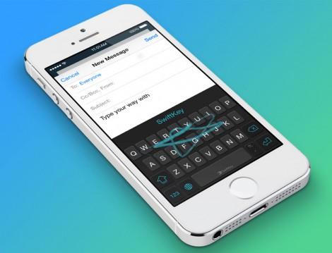 En Çok İndirilen iPhone Uygulamaları Swiftkey Klavye