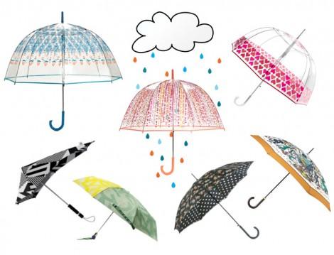 Farklı Şemsiye Modelleri