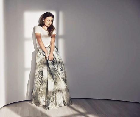 H&M 2015 İlkbahar Yaz Uzun Etek Modelleri