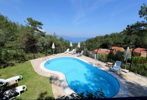 Muhafazakar İslami Oteller Alya Villa Otel