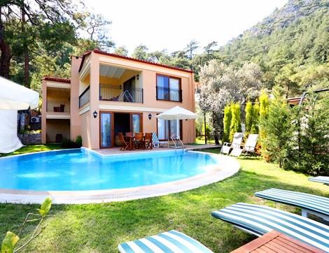 Alya Villa Butik Otel'de Benzersiz Tatil Keyfi